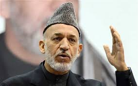 Hamid Karzai, the Afghan president, will travel to Qatar within days to discuss peace negotiations with the Taliban, it has been announced. - Hamid-Karzai_2417065b