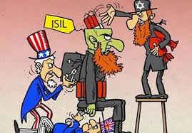 Image result for ISIS IN USA CARTOON