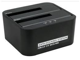 <b>Док станция AgeStar Docking Station</b> 3CBT2 6G Silver - Чижик