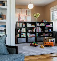 childrens storage furniture playrooms. view in gallery stylish storage shelf idea for the playroom childrens furniture playrooms a