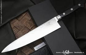 Купить Кухонный <b>нож RYUSEN</b> Bonten-Unryu Gyuto 240 мм за 38 ...