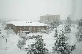 Image result for NAU snow