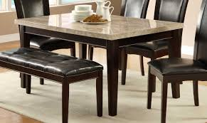 white marble dining table set room sets