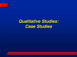 What is quantitative and qualitative research