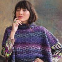 Вязание спицами для женщин » Модные <b>модели</b> 2020 год с ...