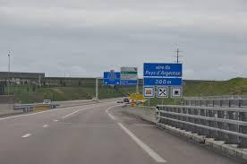 A88 autoroute