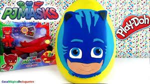 Huevo Sorpresa Gigante de Cat Boy o Gatuno de PJ Masks de ...