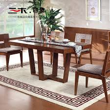 southeast asian style furniture miki impression betel color wood furniture solid wood dining table asian style furniture