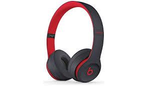 Buy <b>Beats</b> by Dre <b>Solo 3</b> On-Ear <b>Wireless Headphones</b> Decade Edit ...