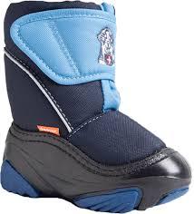 <b>Сноубутсы для мальчика Demar</b>, цвет: синий. 4021 D. Размер 22 ...