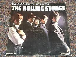 <b>Rolling Stones ENGLAND'S</b> NEWEST HIT MAKERS Vinyl London ...