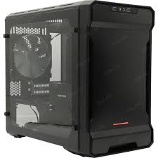 <b>Корпус PHANTEKS Enthoo Evolv</b> ITX Tempered Glass без БП с ...