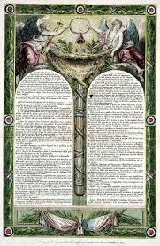 how did the declaration of rights and man grow out of the declaration of the rights of man and citizen of 1793