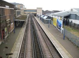 Feltham railway station