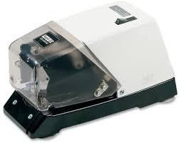 Esselte Rapid 100E Commercial Electric Stapler ... - Amazon.com