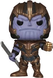 <b>Фигурка Funko POP</b>! <b>Bobble</b>: Marvel: Avengers Endgame: Thanos