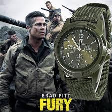 2019 <b>Men</b> Nylon band <b>Military watch</b> Gemius <b>Army watch</b> High ...