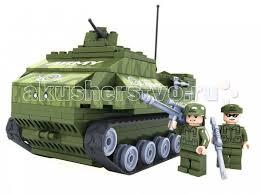 <b>Конструктор Ausini Армия</b> 199 деталей - Акушерство.Ru