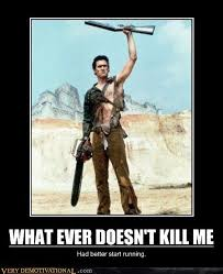 Evil Dead on Pinterest | Army, Darkness and Memes Humor via Relatably.com