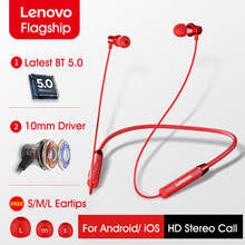Lenovo <b>HE05</b> Pro <b>Bluetooth</b> 5.0 <b>Earphone</b> In-<b>ear</b> Gaming Wireless ...