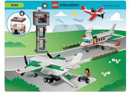 Каталог <b>Космос и аэропорт LEGO</b> 9335 от магазина Edusnab.ru