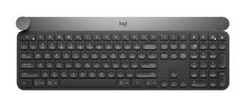 Logitech CRAFT Advanced Keyboard with ... - Logitech International