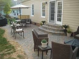 patio steps pea size x: decks and patios ideas designed and built this paver patio and paver