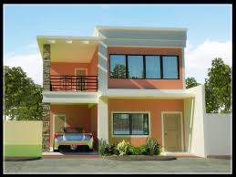 Two Storey House   Home Interior Design IdeasTwo Storey House Endearing Of Architecture Two Storey House Designs And Floor Affordable Two