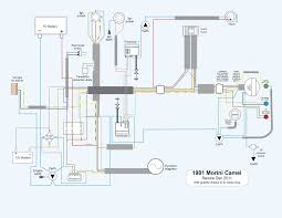 old bike hack 2012 and here just for a laugh to see whether anyone s it is a wiring diagram for hugo wilson s camel the original is in three sections according to