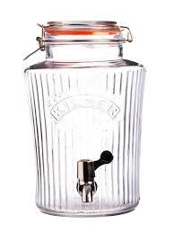 <b>Диспенсер для напитков Vintage</b> 5 л Kilner 11504672 в интернет ...