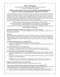 portfolio manager resume examples cipanewsletter sports managment resume s management lewesmr