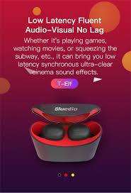 <b>Bluedio T elf</b> mini TWS earbuds <b>Bluetooth</b> 5.0 Sports Headset ...