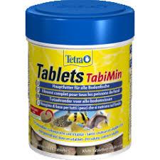 <b>Корм</b> для рыб <b>Tetra Tablets</b> TabiMin 120табл - интернет-магазин ...