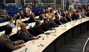 Resultado de imagem para plenario da camara de vereadores de teresina