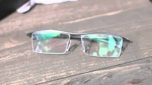 Agstum <b>Pure Titanium</b> Half Rimless <b>Business Glasses</b> #Review ...