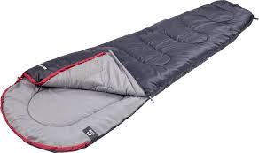 <b>Спальный мешок</b> Jungle Camp Easy <b>Trek</b>, левая молния, цвет ...
