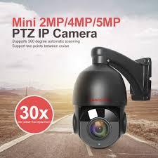 30X Zoom <b>HD 1080P</b> PTZ IP Camera Outdoor IR 50M 2MP <b>4MP</b> ...