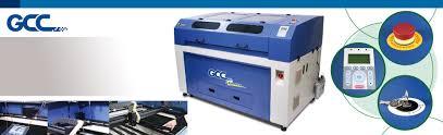 <b>GCC LaserPro T500</b> - M3 Trading