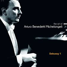 The Art of Arturo <b>Benedetti Michelangeli</b>: <b>Debussy</b>, 1 by A.B. ...