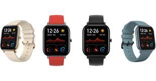 Бренд <b>Huami</b> представил новые <b>смарт</b>-<b>часы Amazfit</b> GTS на ...