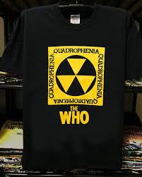 The Who rare Vintage 1973 Quadrophenia Tour Concert Tee 1970s ...