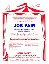 job fair flyer template job fair flyer template dimension n tk