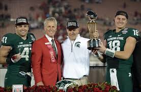 Image result for msu rose bowl champions