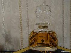 <b>LYS</b> Bleu <b>Prince Henri</b> Pierre <b>d'Orléans</b> 15ml. Perfume Vintage by ...
