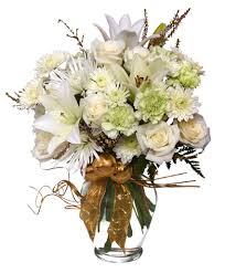 Sparkling Winter <b>Joy Flower</b> Arrangement in Madoc, ON - KELLYS ...