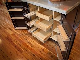 Kitchen Cabinet Slide Out Kitchen Cabinets With Slide Out Shelves Monsterlune
