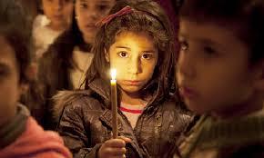 Resultado de imagem para as crianças de Aleppo