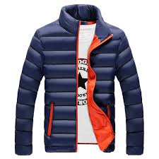 Autumn Winter Men Jacket 2017 Brand New Casual Mens Jackets ...
