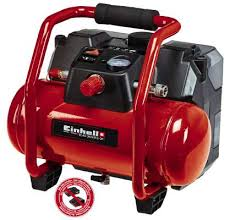 Practical for on the move: our <b>high</b>-<b>quality car</b> compressors | Einhell.de