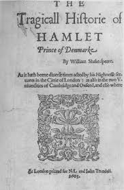 richard agemo richard agemo hamlet q1 frontispiece 1603